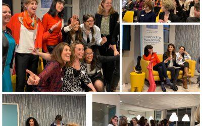 Soirée Réseau Entrepreneuriat au Féminin