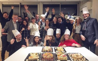 Booster son esprit d'équipe autour d'un challenge culinaire chez Oobee !