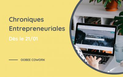 Les chroniques entrepreneuriales