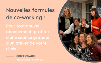 Formules Co-working